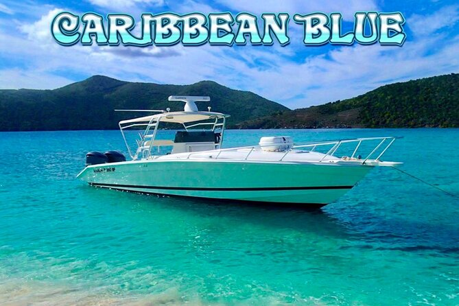 Caribbean Blue Charters - Full Day Boat Charter - 35' Marlin Power Boat