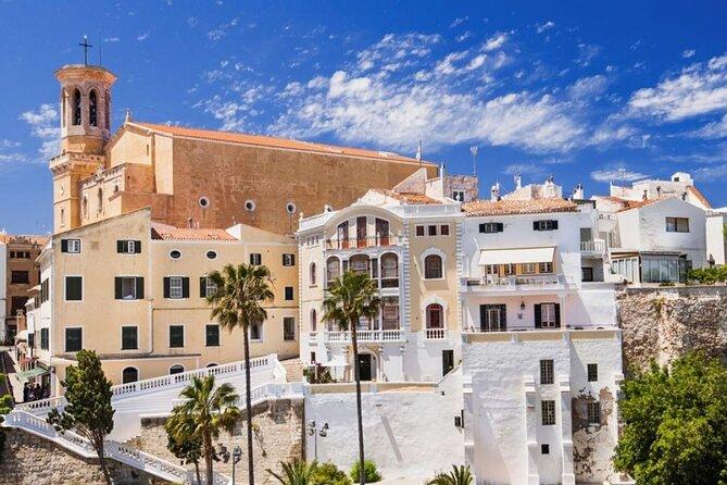 Half-day Private Menorca Mahon and Surroundings Tour