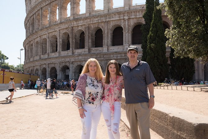 Civitavecchia All-Inclusive Rome