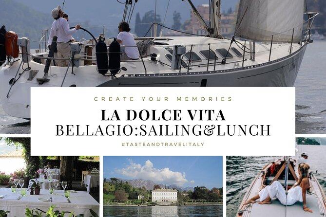 LA DOLCE VITA - BELLAGIO: Zeilen & Lunch + Villa Melzi