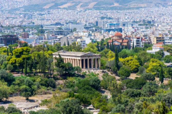 Private Walking Tour of Athens with a Local