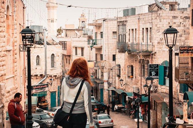Jerusalem and Bethlehem Day Biblical Tour from Tel Aviv