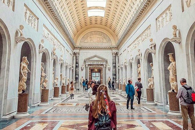 Vatican Museum admission ticket