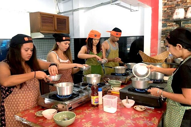 Thai Cooking Class by Kata Thai Cooking School in Phuket