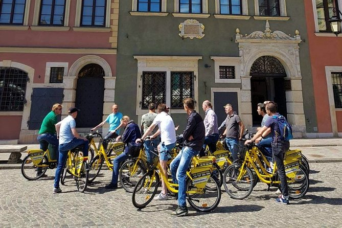 Warsaw Highlights by Bike