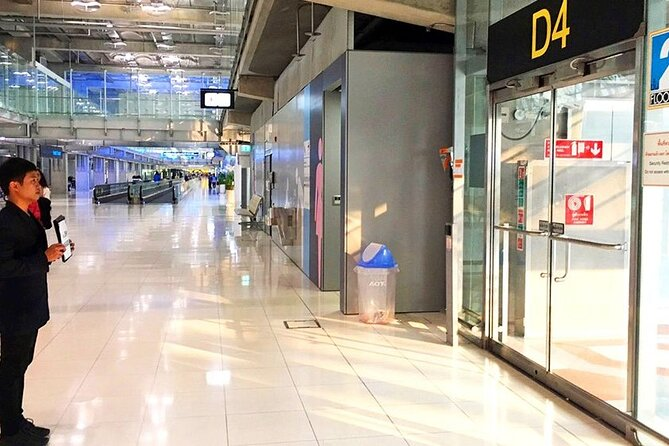 Guided Arrival Fast-Track Service: Chiang Rai International Airport - CEI