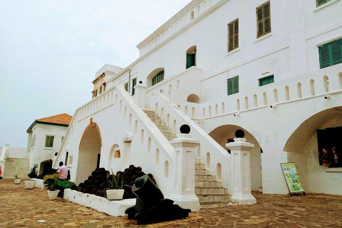 Accra and Cape Coast Escape
