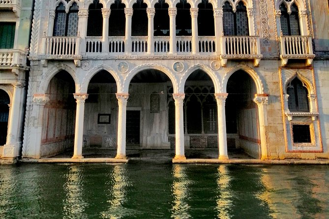 Is Venice sinking? Walk in Venice with a Nature and Interpretive Guide