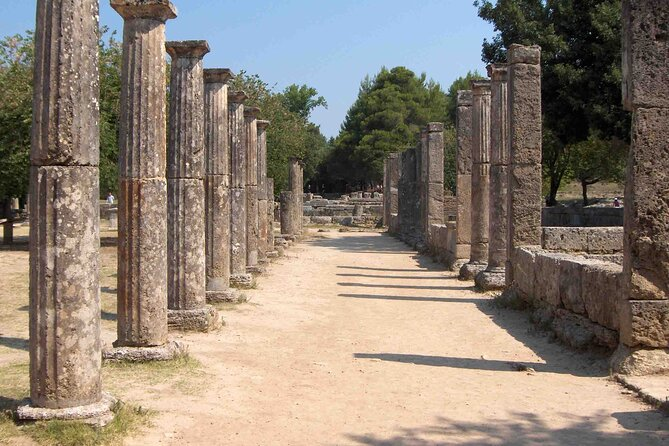Ancient Olympia Private Day Tour: Retrace the history of the Olympic games