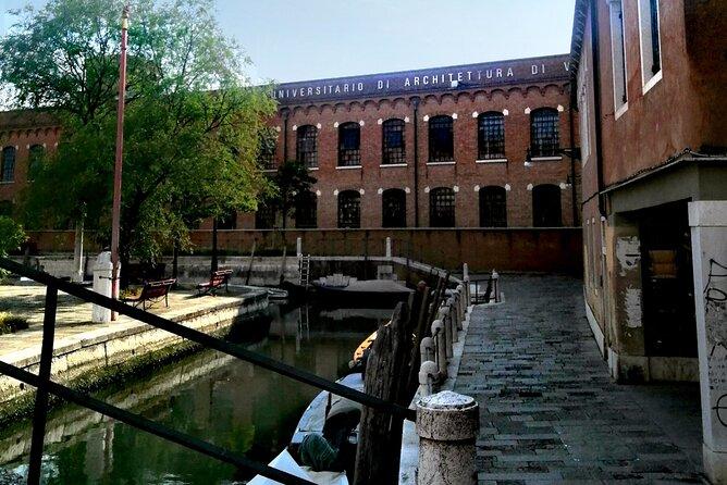 The secret gardens of Venice