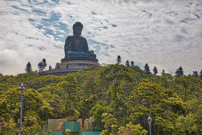Private Full Day 9-Hour Driving Tour of Lantau from Hong Kong