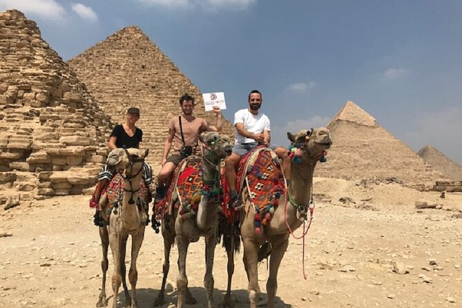 All in one day Tour Pyramids of Giza , Sakkara , Dahshour and Memphis from Cairo