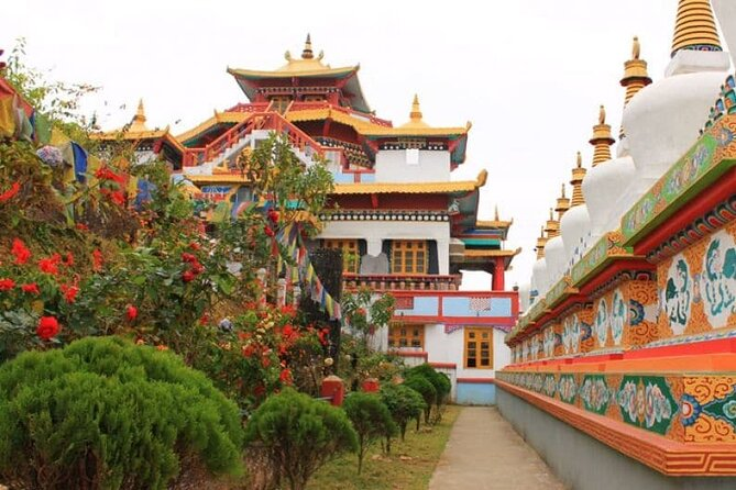 Kalimpong City tour from Darjeeling (Pickup from Hotel)