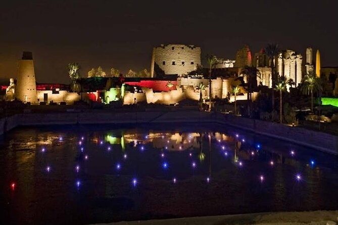 Best Deal Sound and Light Show at Karnak Temple in Luxor