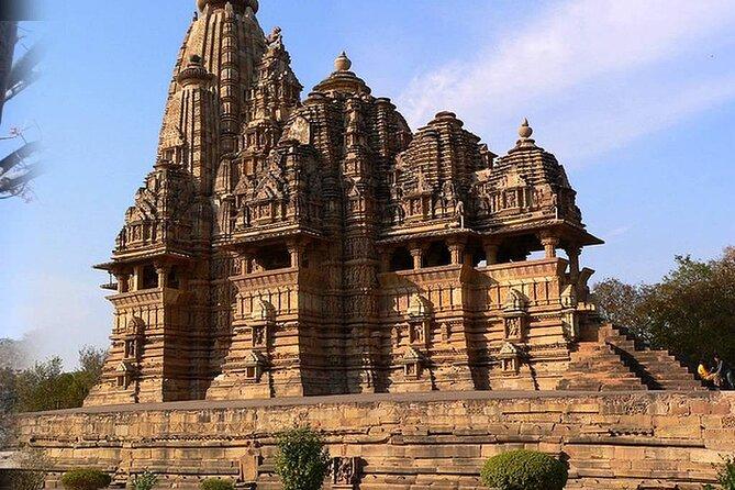Khajuraho City Tour (Pickup from Hotel)