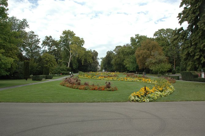 The Right Bank: An audio tour from Brunswick Monument to the botanical garden