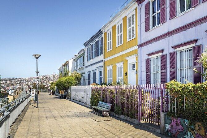 Valparaíso and Premium Wines