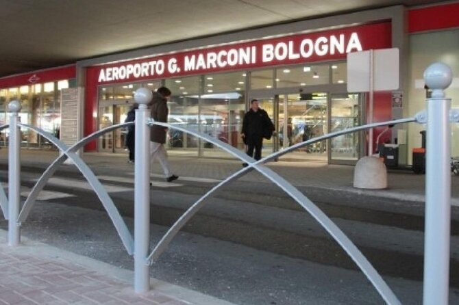 Private Airport Transfer from Bologna Airport to Bologna City