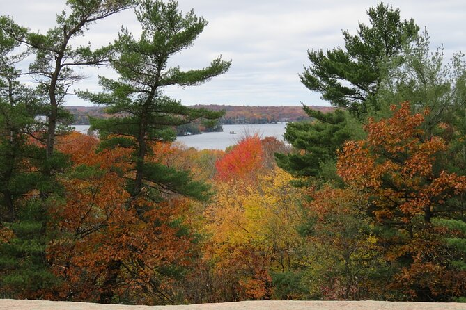 GPS-Guided Driving Tour between Barrie & Muskoka, ON