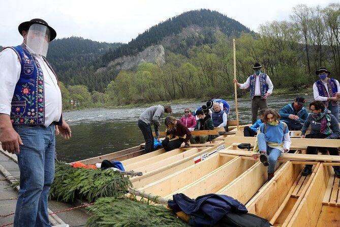 Dunajec Rafting and Zakopane Private Tour from Krakow