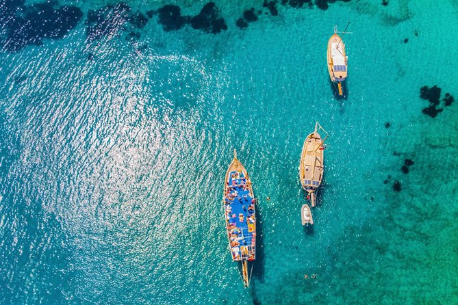 Blue Cruise by a Private Yacht - Göcek & Kekova feat. Sailing & Hiking in Lycia
