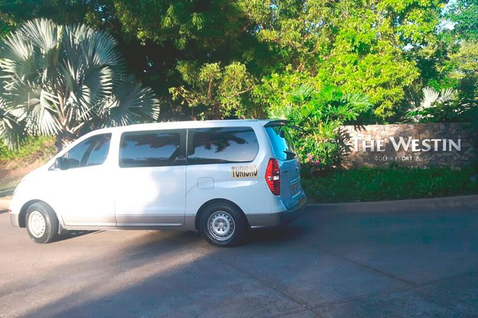 Private Transfer from Liberia Airport to Westin Playa Conchal