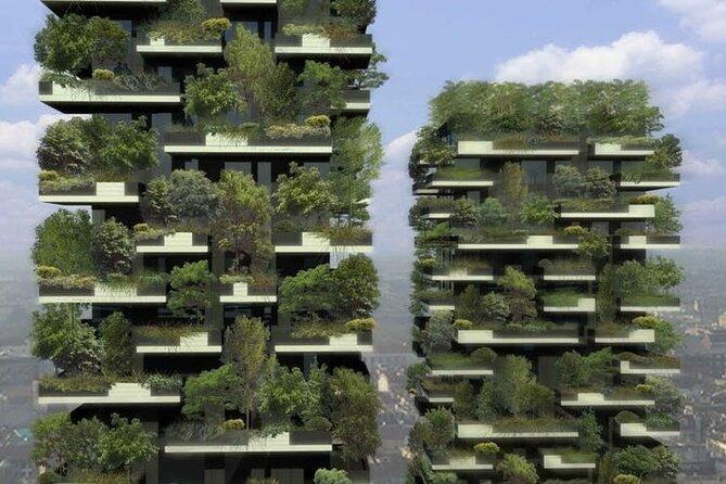 Milan's Modern Architecture: Urban Design in an Italian City