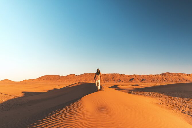 Desert Tour from Marrakech to the Sahara & High Atlas Mountains