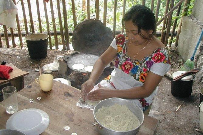 Mayan Village and Cenote Swimming