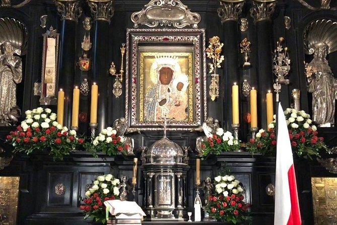 From Krakow: Czestochowa Black Madonna