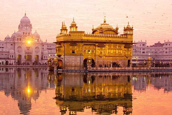 Amritsar City Tour (Pickup from Hotel)