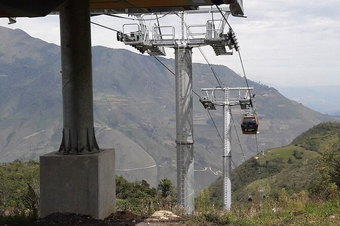 Half-Day Tour to Kuelap Including Teleferic Trip