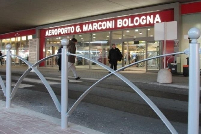 Private Transfer from Bologna to Bologna Airport