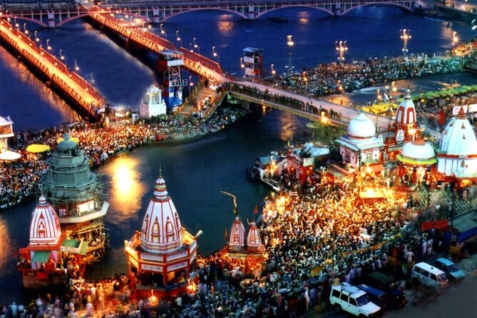 Haridwar and Rishikesh City Tour (Pick up from Dehradun)