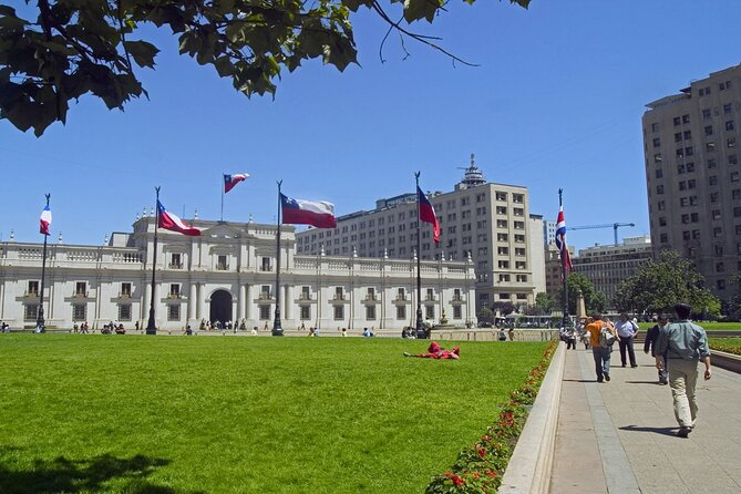Private Walking Tour in Santiago de Chile