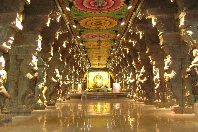 Madurai City Tour (Pickup from Hotel)