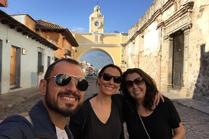 Private Tour: Antigua Guatemala Walking Tour from Antigua Guatemala
