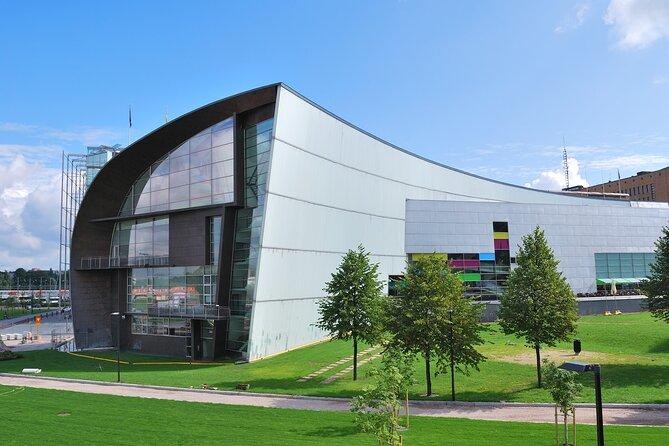 Helsinki Highlights and Kiasma Museum Private Tour