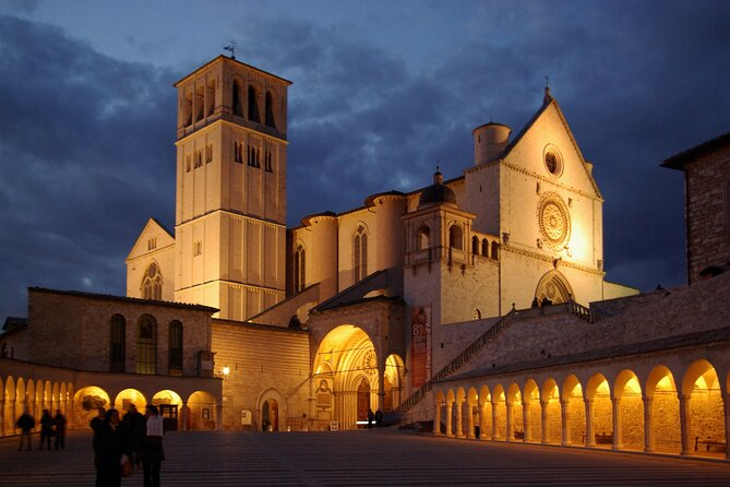 Private Walking Tour of Assisi: In the Footsteps of St. Francis
