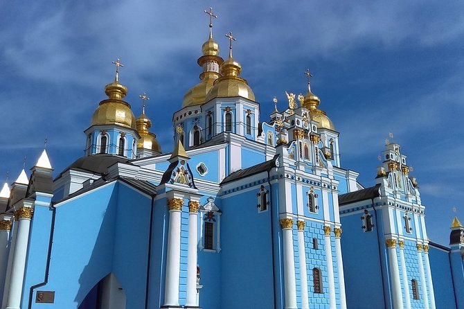 Kiev Private Walking Tour