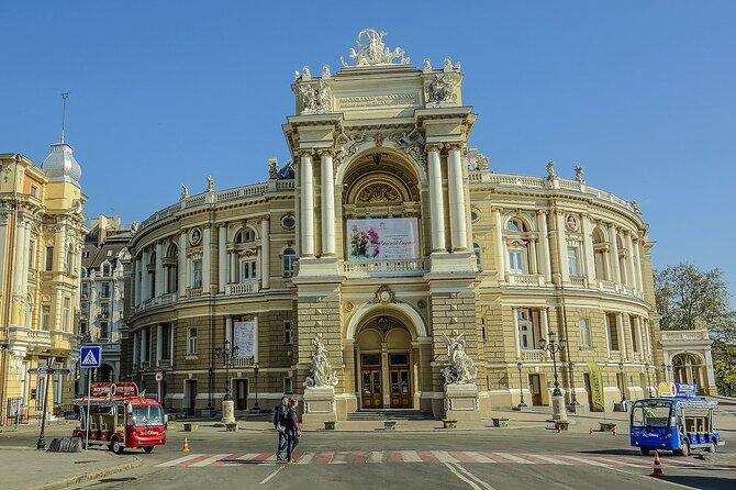 Odessa Private Walking Tour