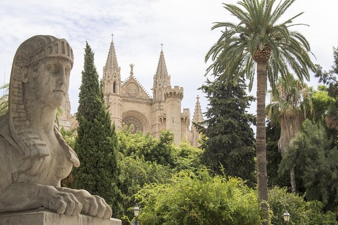 Palma de Mallorca Private Walking Tour