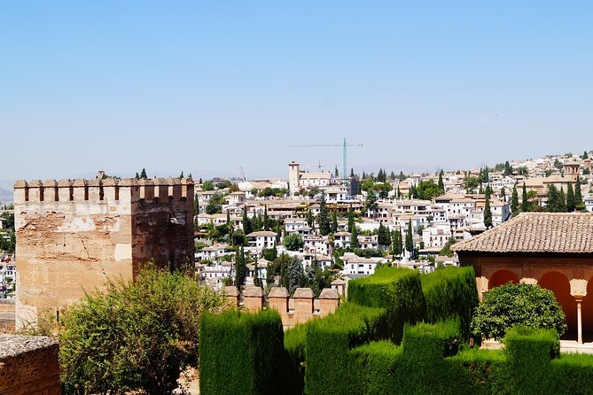 Granada Private Walking Tour