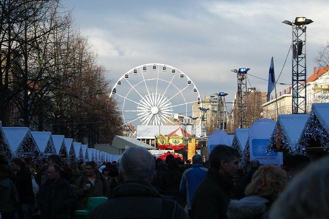 Brussels Christmas Market Tour