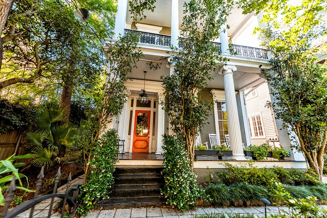 New Orleans Garden District History and Architecture Tour