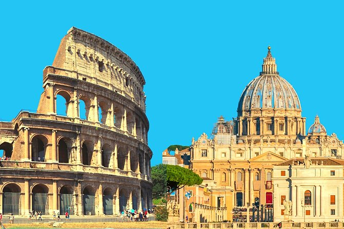 Colosseum and the Vatican City Tour Combo. Rome in 2 days!