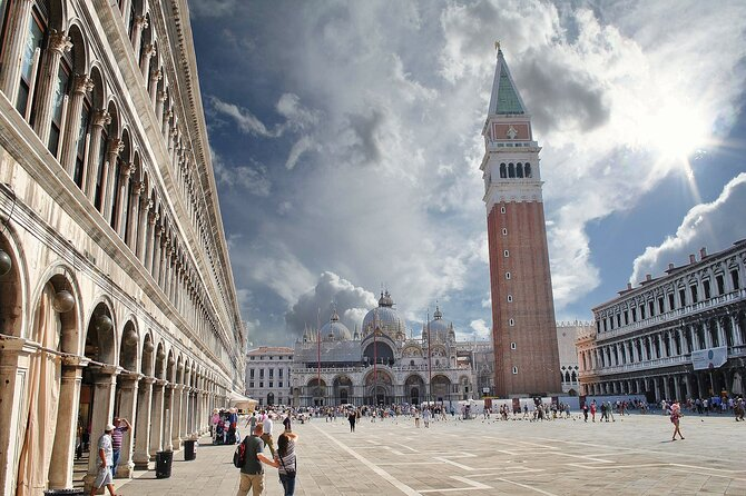 Private tour of the Doge's Palace and St. Mark's Square