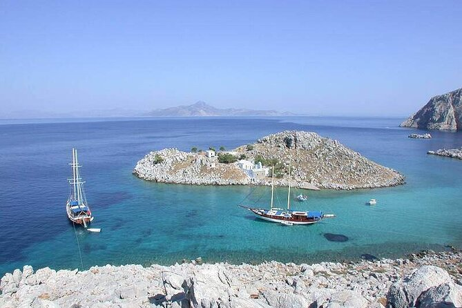 Blue Cruise by a Private Yacht - Feat. Dodecanese Islands of Greece