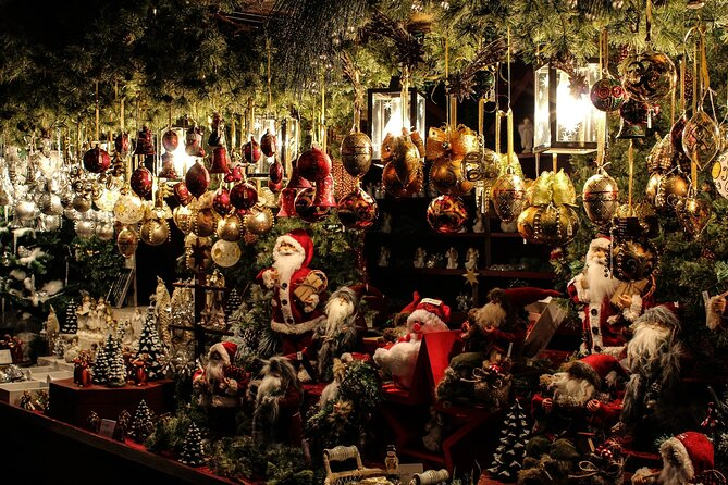 Ghent Christmas Market Tour
