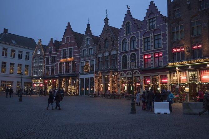 Bruges Christmas Market Tour